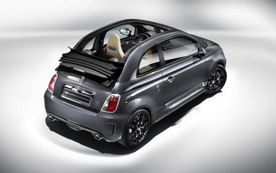 2014 Abarth 695 Maserati Edition [2] wallpaper