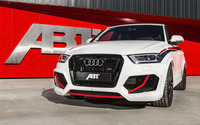 2014 ABT Audi RS Q3 [3] wallpaper 2560x1600 jpg