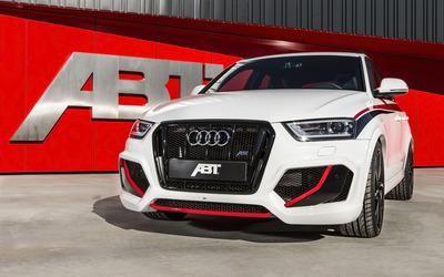 2014 ABT Audi RS Q3 [3] wallpaper