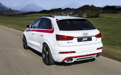 2014 ABT Audi RS Q3 [8] wallpaper