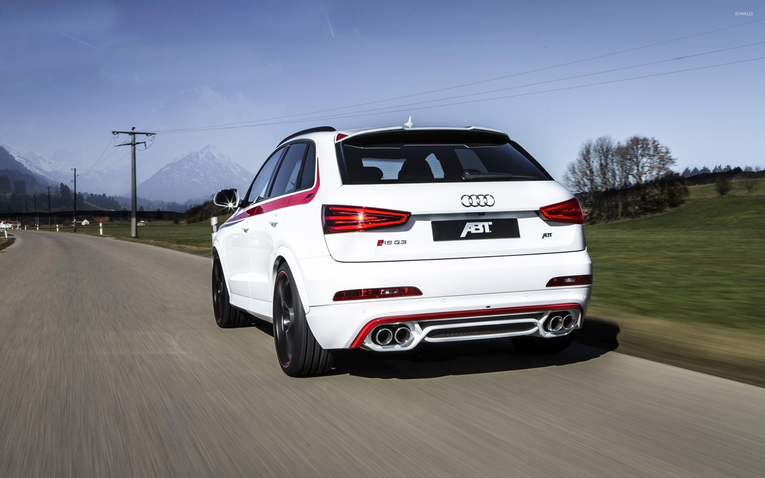 2014 ABT Audi RS Q3 [10] wallpaper Car wallpapers #38951