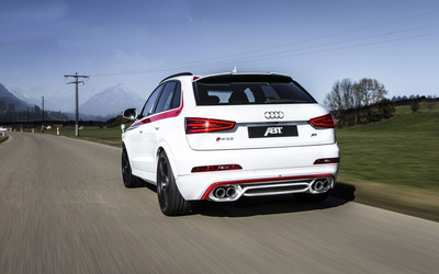 2014 ABT Audi RS Q3 [10] wallpaper
