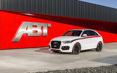2014 ABT Audi RS Q3 [4] wallpaper