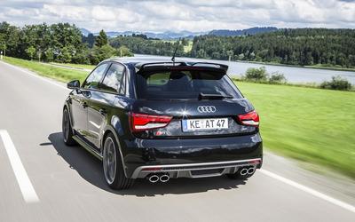 2014 ABT Audi S1 [4] wallpaper