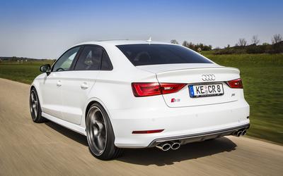 2014 ABT Audi S3 [4] wallpaper