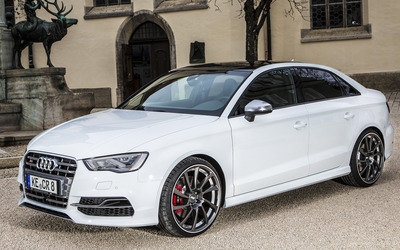 2014 ABT Audi S3 [2] wallpaper