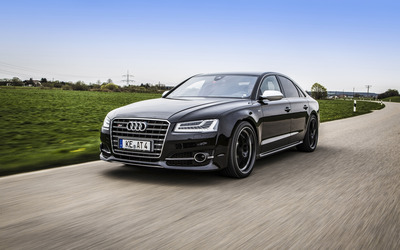 2014 ABT Audi S8 [2] wallpaper