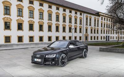 2014 ABT Audi S8 [3] wallpaper