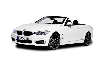 2014 AC Schnitzer BMW 4 Series Convertible [2] Wallpaper