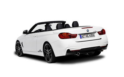2014 AC Schnitzer BMW 4 Series Convertible [4] Wallpaper