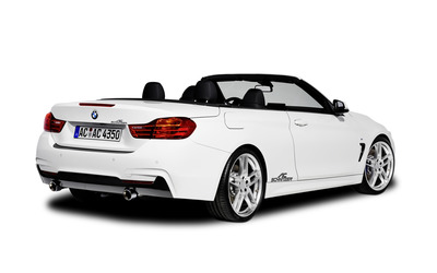 2014 AC Schnitzer BMW 4 Series Convertible [3] wallpaper