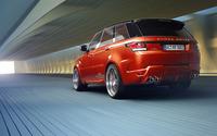 2014 AC Schnitzer Land Rover Range Rover in a tunel wallpaper 2560x1600 jpg