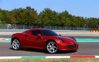 2014 Alfa Romeo 4C [5] wallpaper 2560x1600 jpg