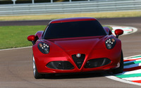 2014 Alfa Romeo 4C [19] wallpaper 2560x1600 jpg