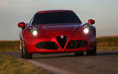 2014 Alfa Romeo 4C [21] wallpaper