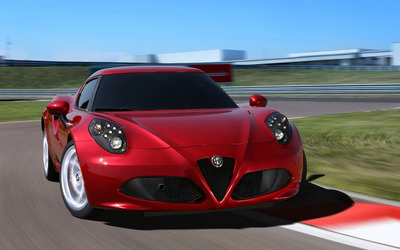 2014 Alfa Romeo 4C [26] wallpaper