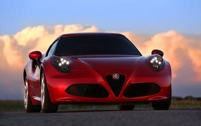 2014 Alfa Romeo 4C [24] wallpaper