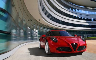 2014 Alfa Romeo 4C [16] wallpaper