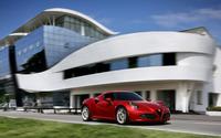 2014 Alfa Romeo 4C [14] wallpaper 2560x1600 jpg