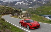 2014 Alfa Romeo 4C [7] wallpaper 1920x1200 jpg