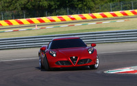 2014 Alfa Romeo 4C [20] wallpaper 2560x1600 jpg
