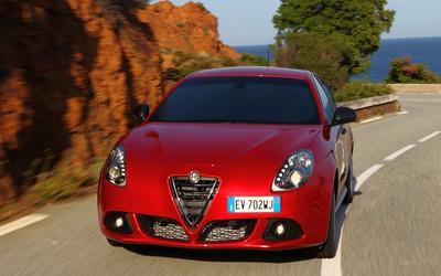 2014 Alfa Romeo Giulietta [34] wallpaper