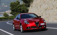 2014 Alfa Romeo Giulietta [17] wallpaper 2560x1600 jpg