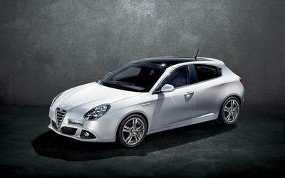 2014 Alfa Romeo Giulietta [3] wallpaper
