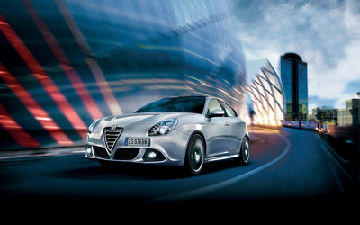 2014 Alfa Romeo Giulietta [2] wallpaper