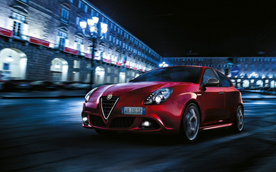 2014 Alfa Romeo Giulietta [5] Wallpaper