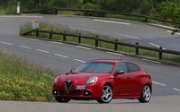 2014 Alfa Romeo Giulietta [28] wallpaper 2560x1600 jpg