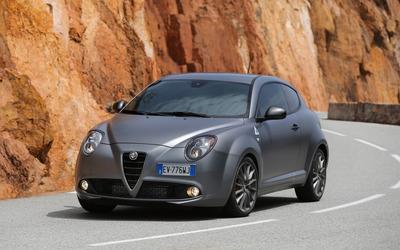 2014 Alfa Romeo MiTo [13] wallpaper