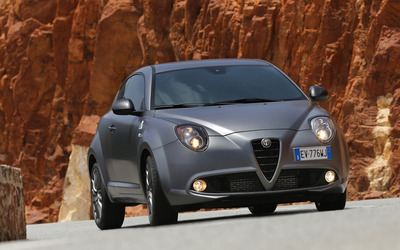 2014 Alfa Romeo MiTo [19] wallpaper
