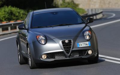 2014 Alfa Romeo MiTo [18] wallpaper
