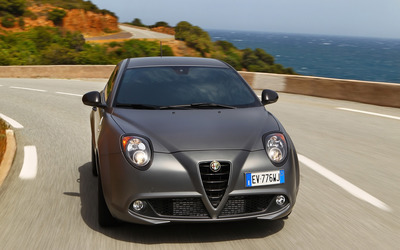 2014 Alfa Romeo MiTo [26] wallpaper