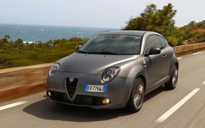 2014 Alfa Romeo MiTo [20] wallpaper