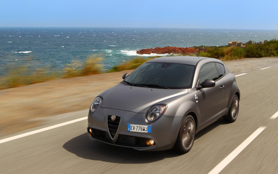 2014 Alfa Romeo MiTo [21] wallpaper