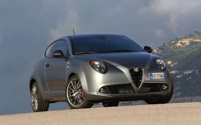 2014 Alfa Romeo MiTo [2] wallpaper