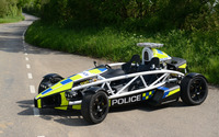 2014 Ariel Atom police car wallpaper 2560x1600 jpg