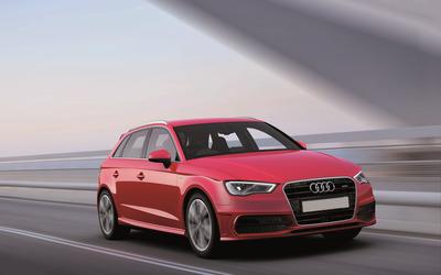 2014 Audi A3 wallpaper