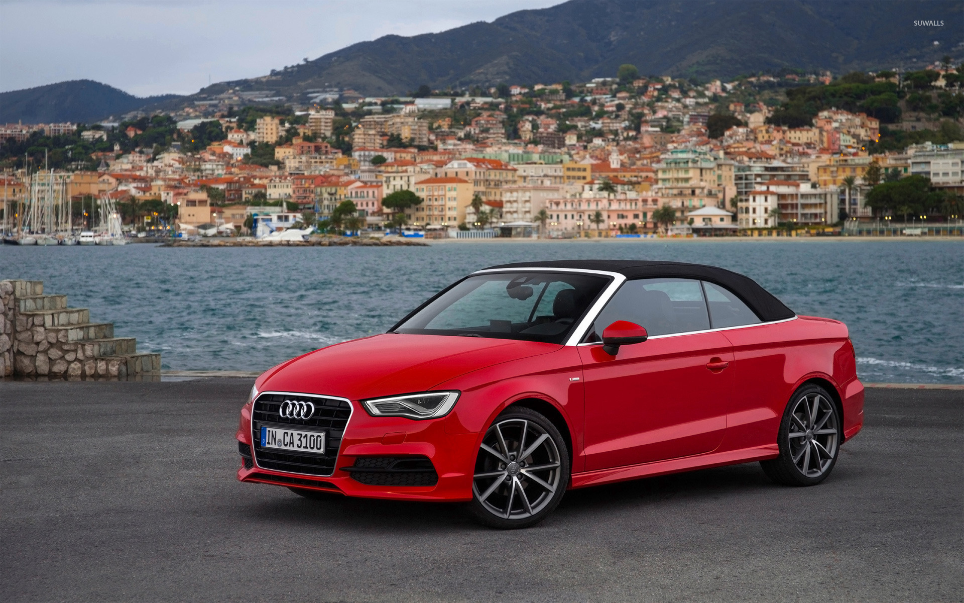 2014 audi a3 cabriolet wallpaper car wallpapers 25658. Black Bedroom Furniture Sets. Home Design Ideas
