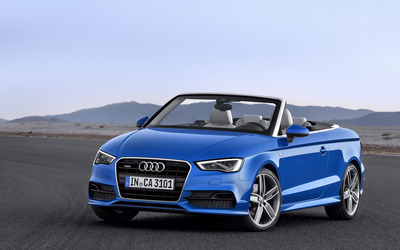 2014 Audi A3 Cabriolet [2] wallpaper