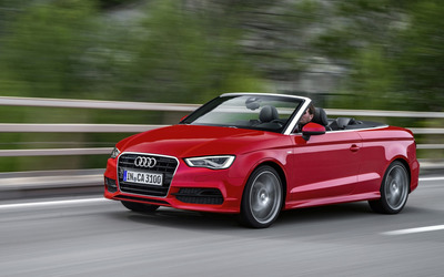2014 Audi A3 Cabriolet [14] wallpaper