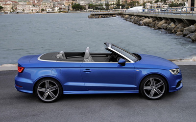 2014 Audi A3 Cabriolet [11] wallpaper