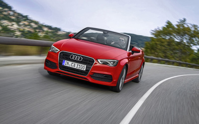 2014 Audi A3 Cabriolet [9] wallpaper