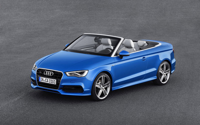 2014 Audi A3 Cabriolet [3] wallpaper