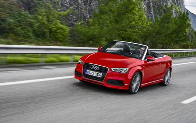 2014 Audi A3 Cabriolet [12] wallpaper