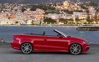2014 Audi A3 Cabriolet [4] wallpaper 2560x1600 jpg