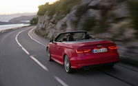 2014 Audi A3 Cabriolet [16] wallpaper 2560x1600 jpg
