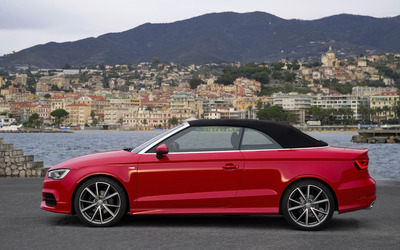2014 Audi A3 Cabriolet [5] wallpaper